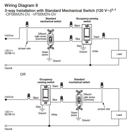 Electrical Are There Uncommon Way Switch Wirings