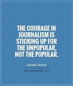Journalist Quot... Journalism Career Quotes