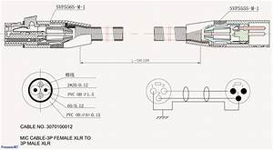 Xlr To Mono Jack Wiring Diagram Wiring Diagram