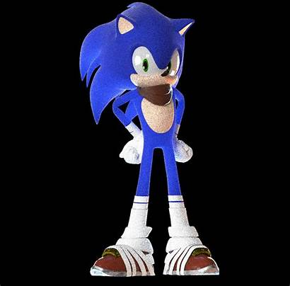 Sonic Idle Boom Animation Loop Favourites