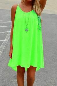 25 best ideas about Neon dresses on Pinterest
