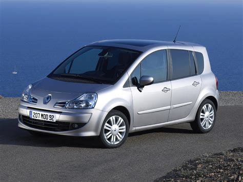 Renault Grand Modus 2007 Photo 29414 Pictures At High
