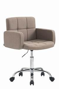 Fauteuil De Chambre : chaise de bureau los angeles tissu chaise fauteuil chambre roulettes ordinateur ebay ~ Teatrodelosmanantiales.com Idées de Décoration