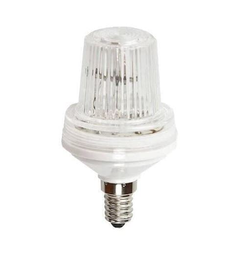 c9 strobe light pure white led 180 flash per minute