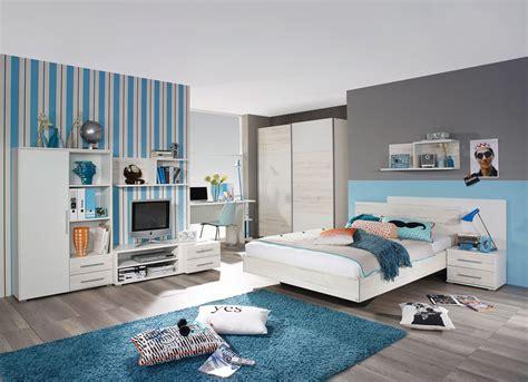 m chambre meuble tv contemporain chêne blanc blanc meuble