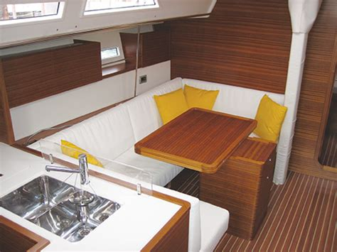 Boat Cabinets by Boat Reviews Salona 44 Blue Water Sailing