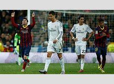 Messi Ronaldo Di MAria Neymar Real Madrid BArcelona La