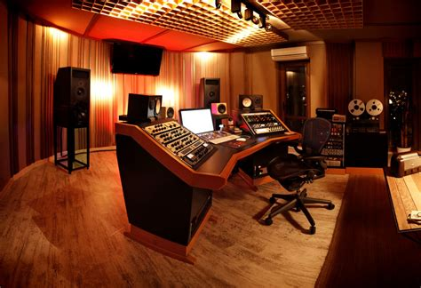 Cheap Recording Studios In Johannesburg by H Brandt Acoustic Designer