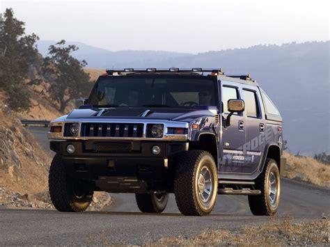 Hummer H2 H Hydrogen Concept 2004 Hummer H2 H Hydrogen