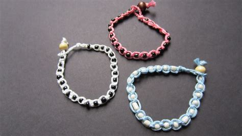 The Gallery For Round Friendship Bracelet Patterns