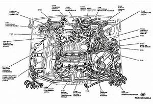 2000 Ford Taurus Vulcan Engine Diagram  U2022 Downloaddescargar Com