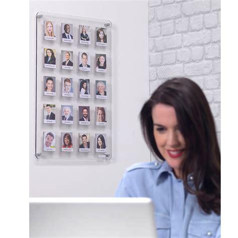 acrylic staff board discount displays