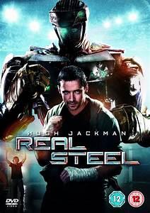 News: Real Steel (UK - DVD R2 | BD RB) - DVDActive