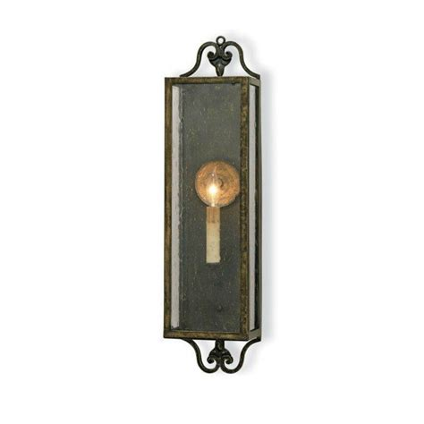 nantucket wrought iron wall sconce
