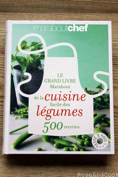 le grand livre marabout de la cuisine facile le grand livre marabout de la cuisine facile des légumes