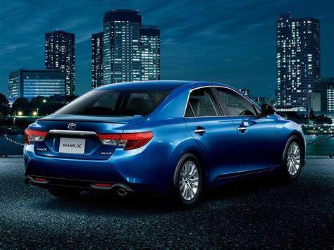 toyota mark  facelift japan  autoevolution