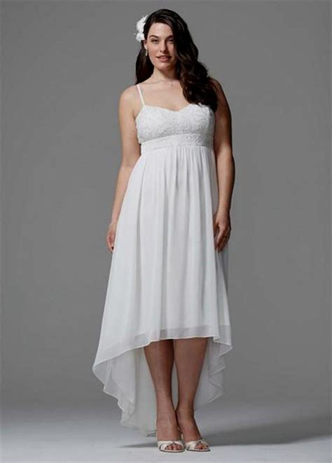 Plus size short country wedding dresses Naf Dresses