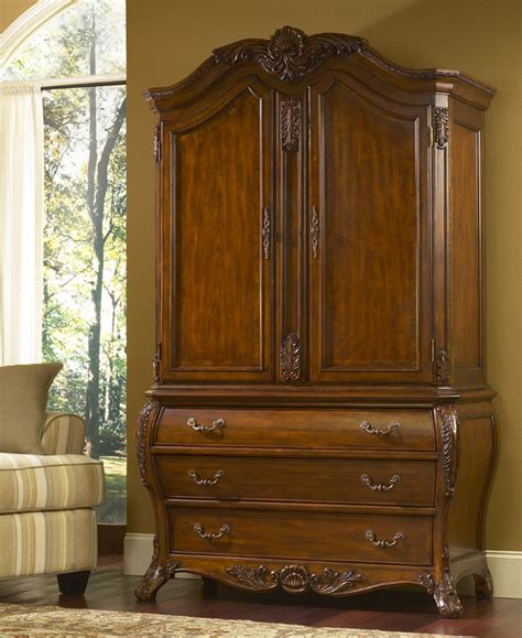 Bedroom Sets With Armoires by Furniture Tv Armoire Modern Tv Cabinet On Tv Wall Units