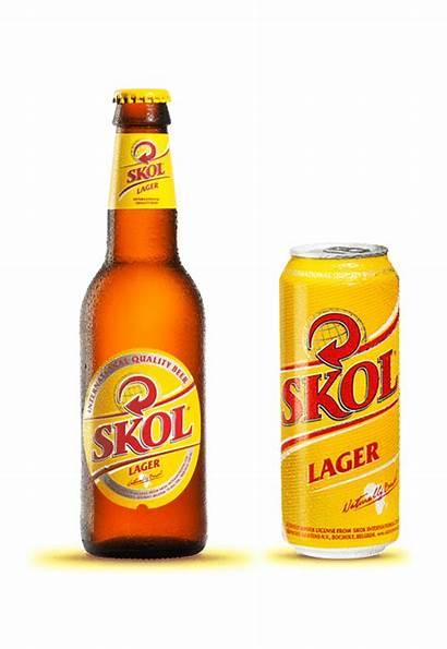 Skol Brand Beer Africa Word