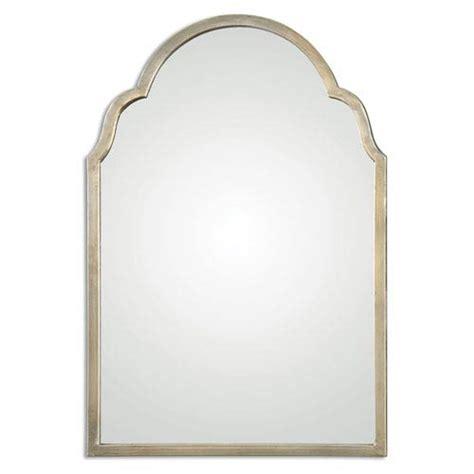 arch mirror brayden silver arch mirror uttermost wall mirror mirrors