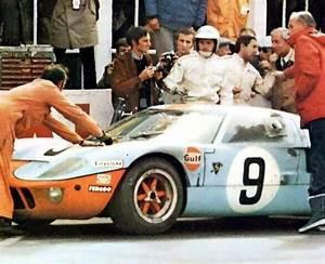 24 Horas De Le Mans 1968  Vit U00f3ria De Pedro Rodriguez
