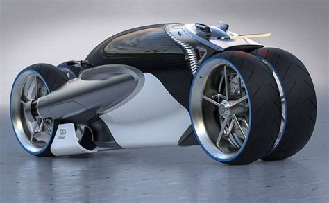 The bugatti eb110 was unveiled in paris in 1991 and went into production until bugatti went out of business in 1995 (bugatti has since been resurrected by volkswagen). Bugatti Type 100M bike concept   wordlessTech