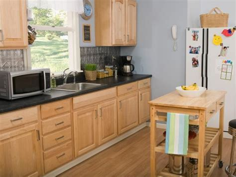 paint colors for small kitchens with oak cabinets oak kitchen cabinets pictures options tips ideas hgtv