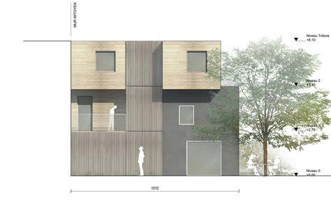 logement étudiant la rochelle 383 logements la rochelle atelier krauss architecture