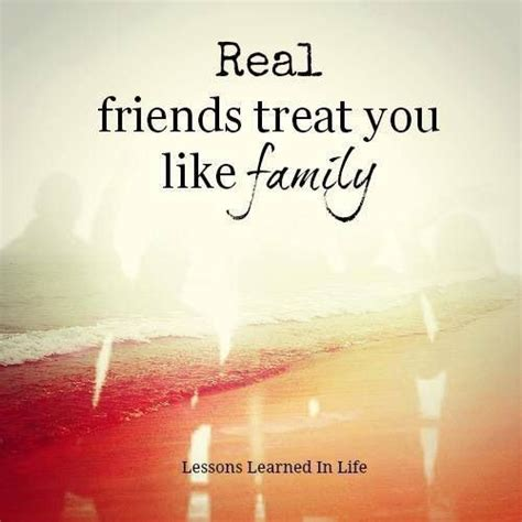 real friends treat   family quote tagsecards