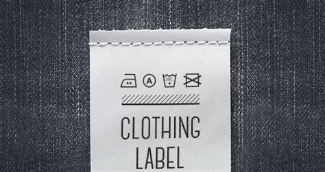 psd clothing label mockup miscellaneous pixeden
