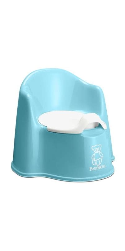 Babybjorn Potty Chair Turquoise by Buy Babybjorn Potty Chair Turquoise At Well Ca Free