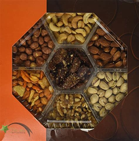 holiday gourmet food nuts gift basket 7 different nuts five star gift baskets grocery storefive gift baskets gourmet food nuts gift basket 7 different nuts