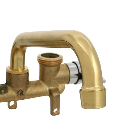 utility tub faucets homewerks brass sink tub faucet kitchen utility laundry