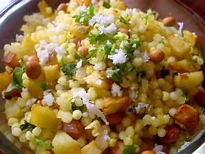 Sabudana Khichdi Recipe - Javvarisi Khichdi Recipe