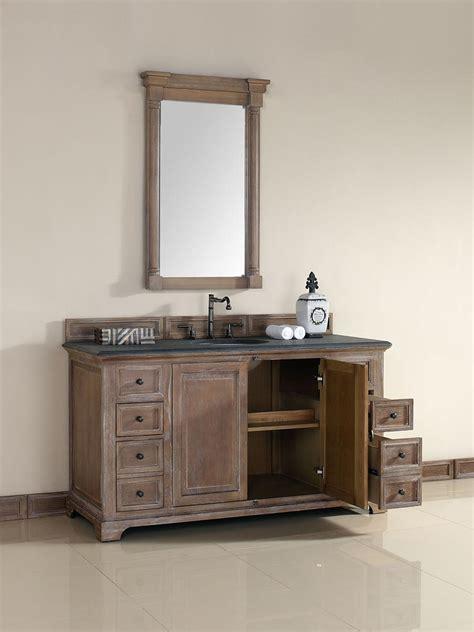 ceprano single bath vanity driftwood bathgemscom