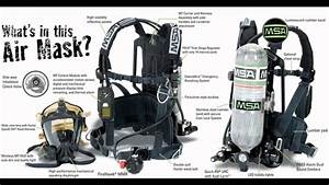 Msa Scba Diagram