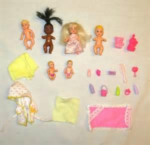 Barbie Baby Doll Twins