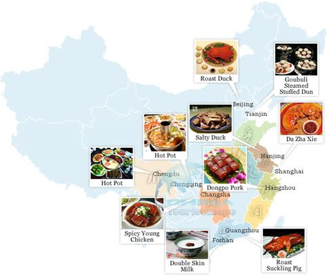 Top 10 Cities Of Chinese Food, Recipes, Cooking, Best