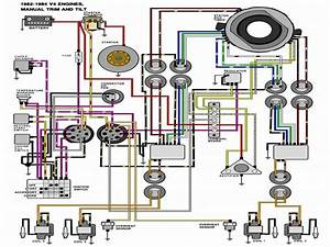 85 Hp Johnson Wiring Diagram