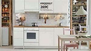 Ikea Cuisine Blanche : cuisine ikea coup d 39 oeil sur le nouveau catalogue 2017 c t maison ~ Melissatoandfro.com Idées de Décoration