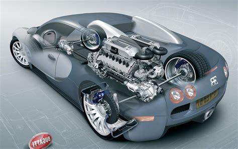 Vehicle, Car, Sports Car, Wheels, Brakes, Engines, Bugatti