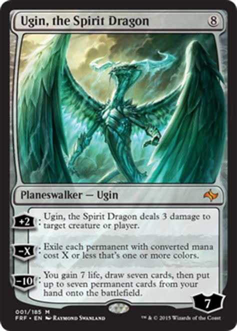 the spirit of fate reforged magic the gathering