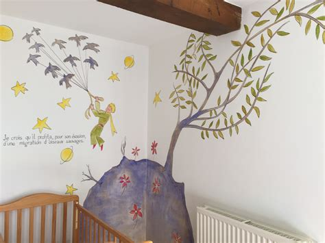 phrase chambre bébé décoration chambre de bébé le petit prince palzon com
