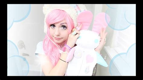 kawaii doll makeup tutorial youtube