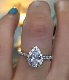 pear shaped engagement rings 1000 ideas about pear engagement rings on pear engagement ring pear shaped