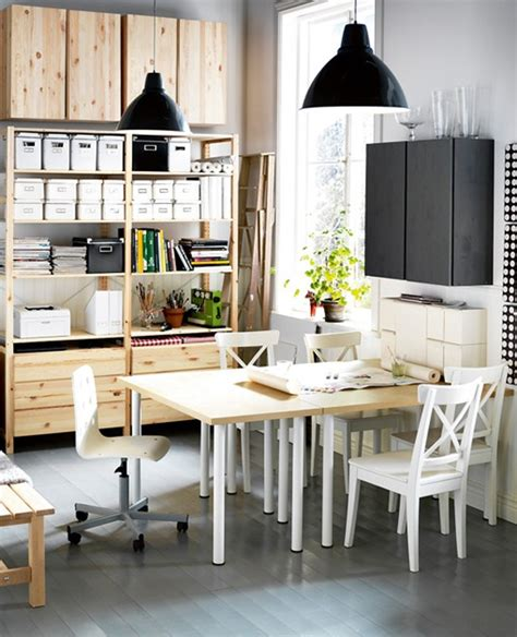 Kitchen Office Combo by Small Home Office Ideas