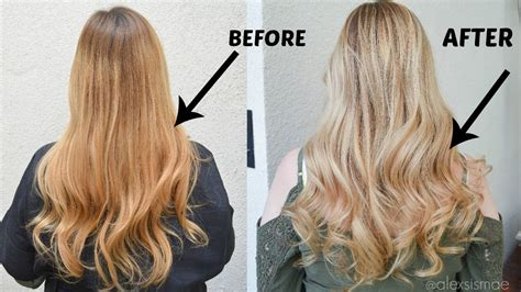 neutralize brassy hair   gorgeous blonde youtube