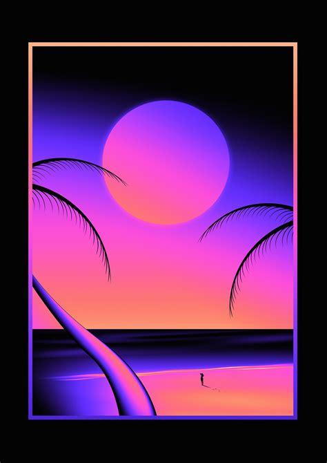 80s Neon Wallpaper Phone by Neon 80s Wallpaper 78 Images