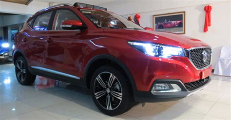 Mg Garage by Mg Philippines Introduces Zs Crossover To Local Market
