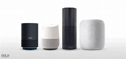 Smart Speaker Winning Race Business Bold Digital